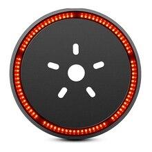 Feu de frein de roue de secours, 3ème feu de freinage pour JEEP Wrangler 2007 – 2018 JK JKU YJ TJ, lumière rouge