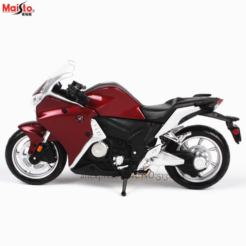 Maisto 1:18 12 styles Honda VFR-1200F original authorized simulation alloy motorcycle model toy car collection gifts