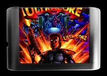 MD เกม: ULTRACORE (ทั้งหมด Region!!)