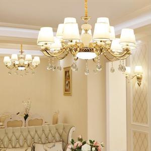 Image 4 - Hanglampen Lustre E Pendente Para Sala De Jantar Crystal Lampen Modern Suspendu Suspension Luminaire Hanging Lamp Pendant Light