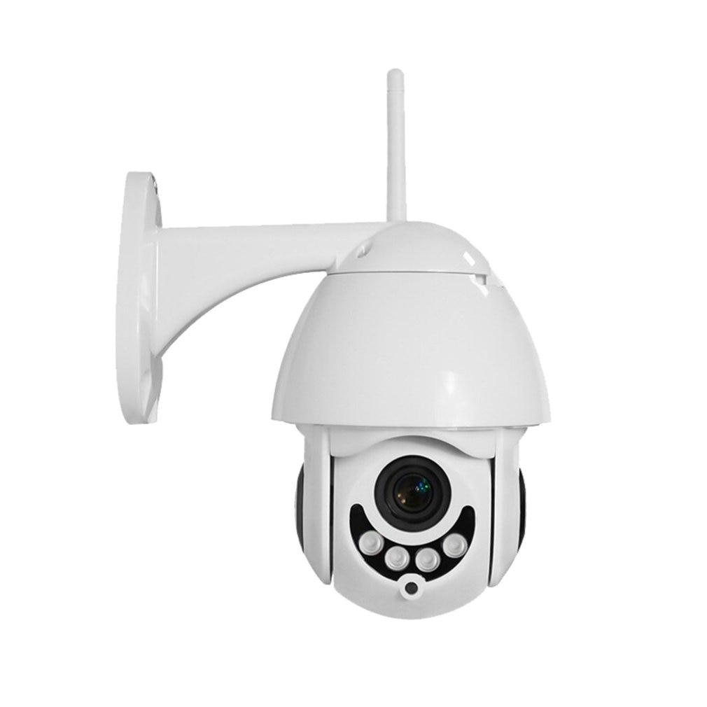 Wifi 1080P PTZ IP Camera Outdoor Speed Dome Wireless Wifi Security Camera Pan Tilt 4X Digital Zoom 2MP Network CCTV Surveillance