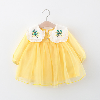 Newborn Baby Girl Clothes Princess Party Tulle Toddler Dresses for Girls Party Birthday tutu Dress Vestidos Infant Baby Clothing flower girl clothing princess sequins dress toddler baby sleeveless backless fancy party tutu dresses girls