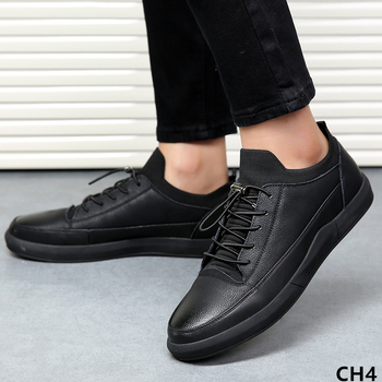 2019 New men Shoes Flats Fashion Casual Ladies Shoes man Lace-Up Mesh Breathable male Sneakers CH1-7