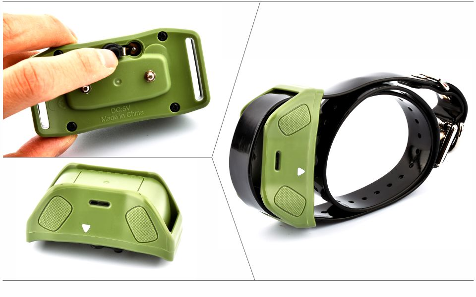 8th Electric Dog Collar PET618