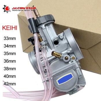 Alconstar-33-carburador Keihi de 34, 35, 36, 38, 40 y 42mm, Scooter 2T/4T, ATV, UTV, todoterreno, café, Racer, Pit Bike 125CC-500CC