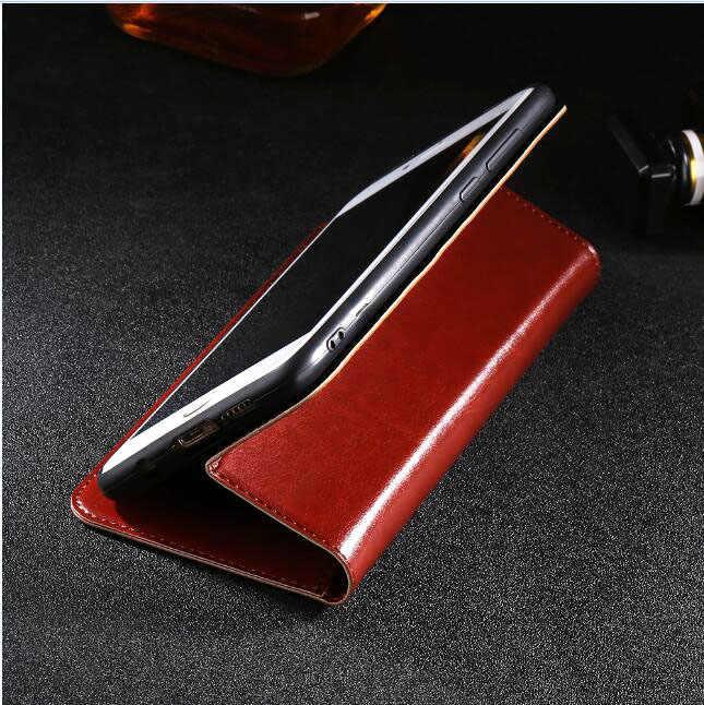 Do OPPO Realme 5 pro 2 3 X Lite XT p A83 A3 S A7 A5 A9 2020 F5 F7 F9 F11 X2 Pro etui z klapką ze skóry obudowa portfelowa