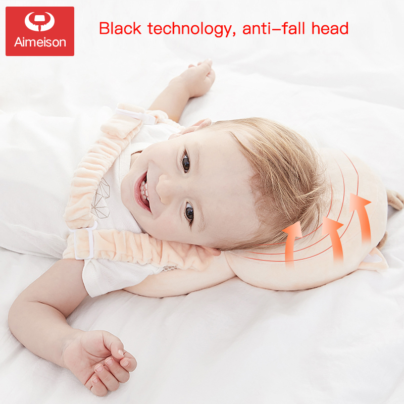 Aimeison Baby Toddler Walking Anti-fall Artifact Baby Head Pillow Hat Child Head Anti-collision Protection Pad Child Anti-fall