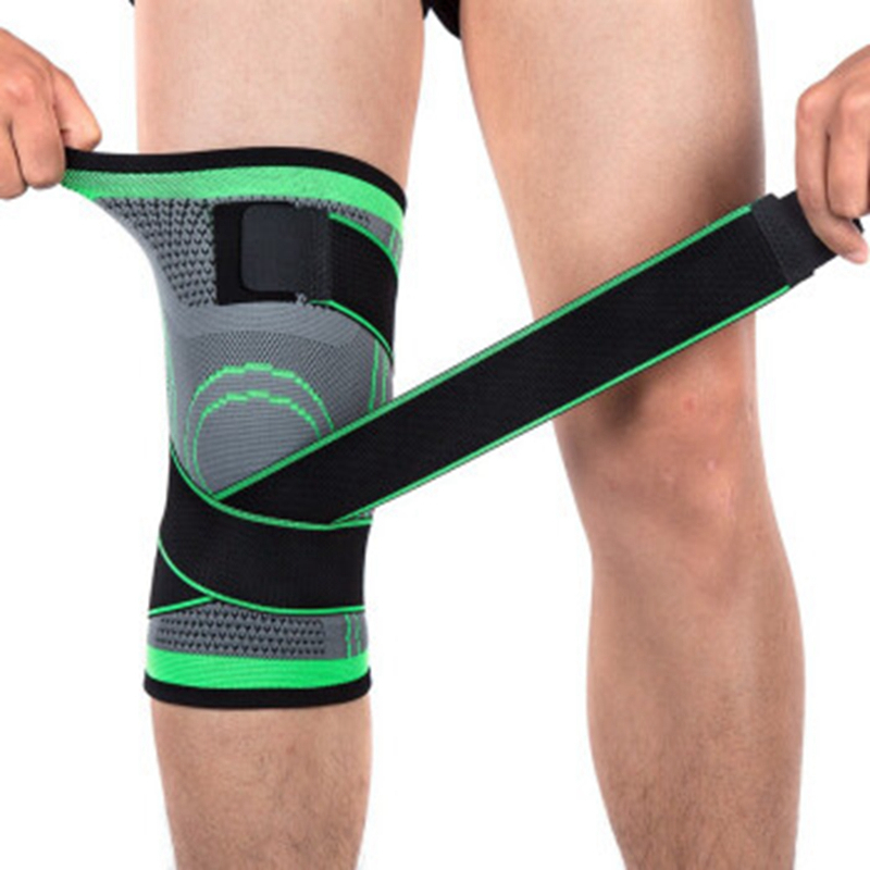 1 Piece Men Women Knee Support Compression Sleeves Joint Pain