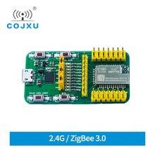 EFR32 ZigBee 3.0 Test Board Kit USB Port 2.4GHz Test Kit for Smart Home E180-ZG120B-TB Transceiver Module