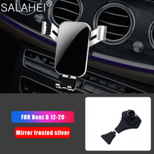 Color-Phone-Holder Bracket-Stand GPS Mercedes-Benz for Air-Outlet Gravity Class-W246