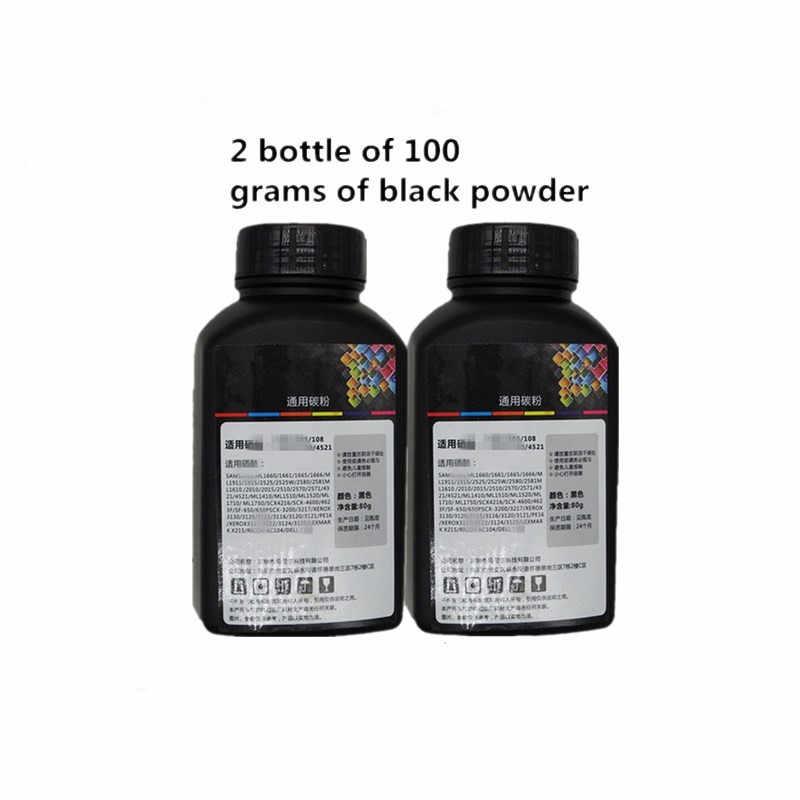 100G Original Black Refill Printer Toner Powder Kit for HP H2624X Q2624X H3906A C3906A//F H4092A C4092A H4096A C32 C4096A H4129X Laser Toner Power Printer 100g//Bottle,1 Pack