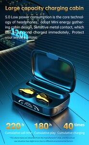 Image 5 - Bluetooth Headphones TWS5.0 Sports Headphones Wireless Headphones with Microphone Waterproof Headphones Game Headset ReduceNoise