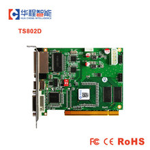 Card-Control-System LED No with Led-Display Rv908/Ts852d/Sending-box TS802D Control-Card-Work