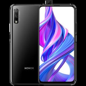 Image 4 - Original honor 9X SmartPhone 6.59 Full Screen 6GB 64GB Kirin 810 Octa Core Pop Up Front Camera 16MP Fingerprint unlock