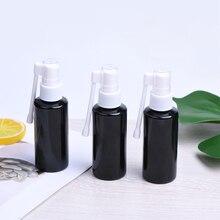 20 PCS 60Ml Plastic Refillable Transparent Perfume Alcohol Atomizer Empty Spray Bottle