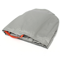 Auto Windshield Cover Gray Antifreeze Protector Waterproof Anti radiation|Car Covers| |  -