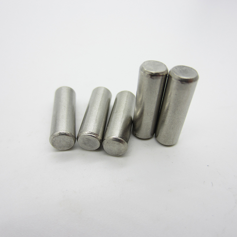 M2 M2.5 M3 M4 M5 M6  Parallel Pins Stainless Steel High Precision Cylindrical Pin Positioning Pins GB119