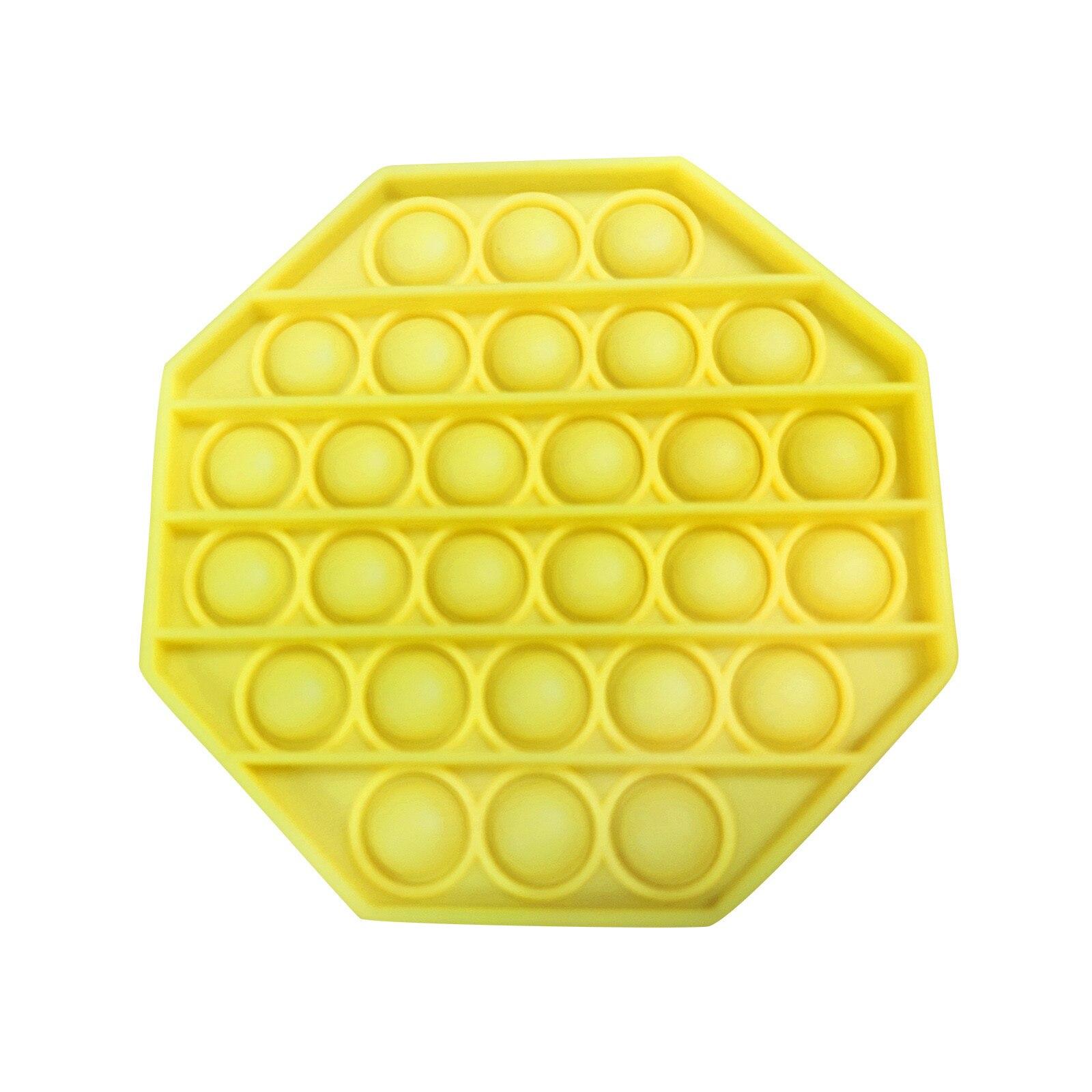 Toy Fidget-Toys Sensory-Toy Needs-Stress Push Bubble Popit Special Kids Simple Dimple img2