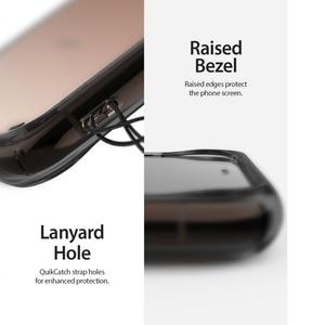 Image 3 - Ringke Fusion Fall für iPhone 11 Klar PC Zurück und Weiche TPU Frame Hybrid Military tropfen geprüft für Neue iPhone fall