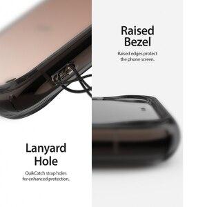 Image 3 - Ringke Fusion kılıfı iPhone 11 temizle PC arka ve yumuşak TPU çerçeve hibrid askeri bırak test için yeni iPhone kılıf