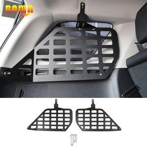 Image 1 - BAWA tylny regały akcesoria dla Toyota 4Runner bagażnik samochodowy półka uchwyt do przechowywania dla Toyota 4Runner 2010 + wyposażenie wnętrz