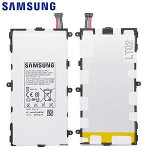 Image 4 - SAMSUNG Original Batterie T4000E 4000mAh Für Samsung Galaxy Tab 3 7,0 T211 T210 T215 T210R T217A SM T210R T2105 P3210 p3200
