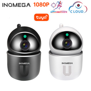INQMEGA Tuya APP 1080P Cloud IP Camera Baby Monitor Auto Tracking Security Indoor camera Wireless WiFi CCTV Network Surveillance