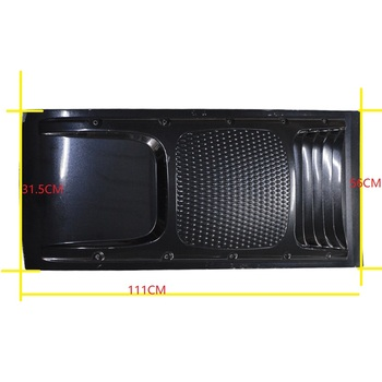 Внешние автомобильные аксессуары, накладки на накладки, защитные накладки, подходят для HILUX ROCCO 2015-2019