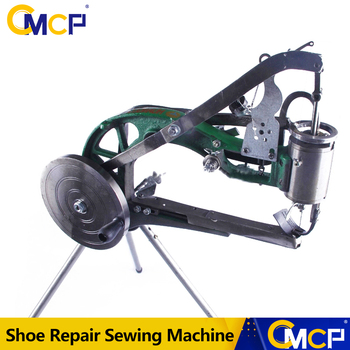Material Shoe Repair Sewing Machine China With Tripod For Cobblers And Shoemaker - discount item  5% OFF Arts,Crafts & Sewing