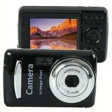 Câmera de vídeo camcorder 4x, 2.4 tela lcd 1080p hd zoom digital portátil com tft lcd camcorder presente de vídeo dv
