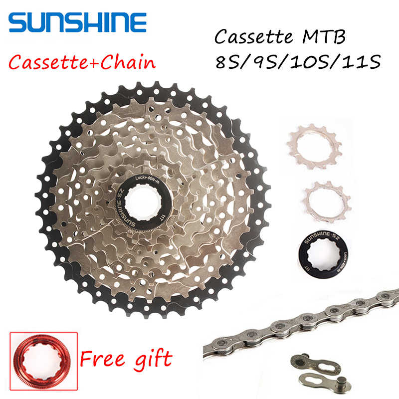 Details about  /8 9 10S Bike Cassette Freewheel Sprockets 11-25T//46T MTB Bicycle Flywheel