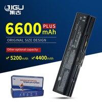 JIGU PA3534U-1BAS PA3534U-1BRS Bateria Do Portátil Para Toshiba Satellite A200 L300 L450D L500 L505 L555 6 CÉLULAS