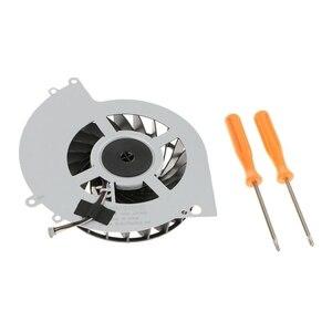 Image 3 - Hot Ksb0912He Interne Cooling Koeler Ventilator Voor Ps4 Cuh 1000A Cuh 1001A Cuh 10Xxa Cuh 1115A Cuh 11Xxa Serie Console Met Tool Kit