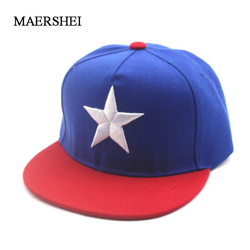 MAERSHEI 2020 Children's Big Five Baseball Hat kids caps boy outdoor street  dance cap Men's Baseball Caps  - AliExpress