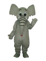 New Style Little Grey honey Elephant Mascot Costume Adult Halloween Birthday party cartoon Apparel Cosplay Costumes