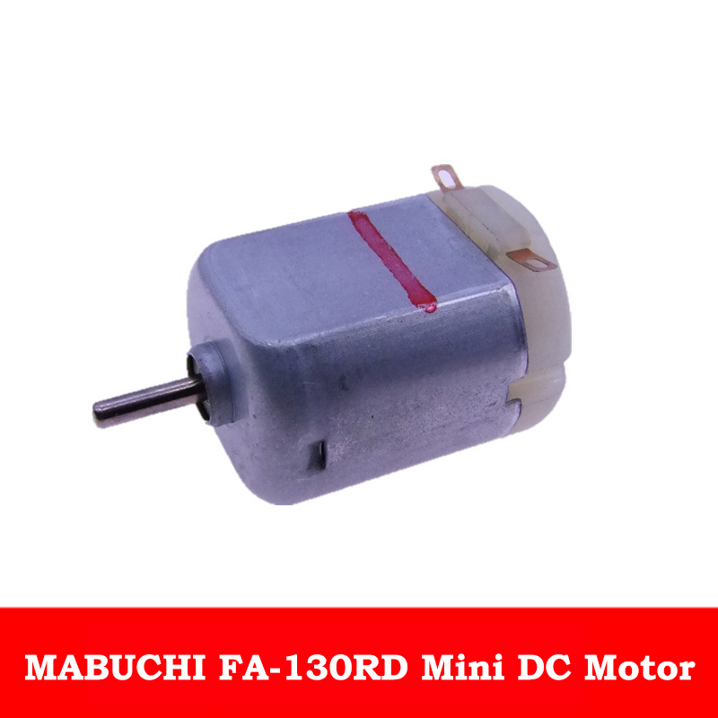MABUCHI SH-030SA Mini 030 Square Motor DC 3V 10000RPM Carbon Brush Motor DIY Toy