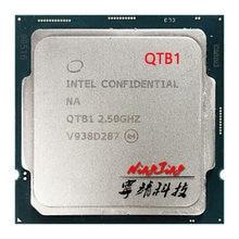 Intel Core i9-10900 es i9 10900 es QTB1 2,5 GHz 10-Core 20-Hilo de procesador de CPU L2 = 2,5 M L3 = 20M 65W LGA 1200