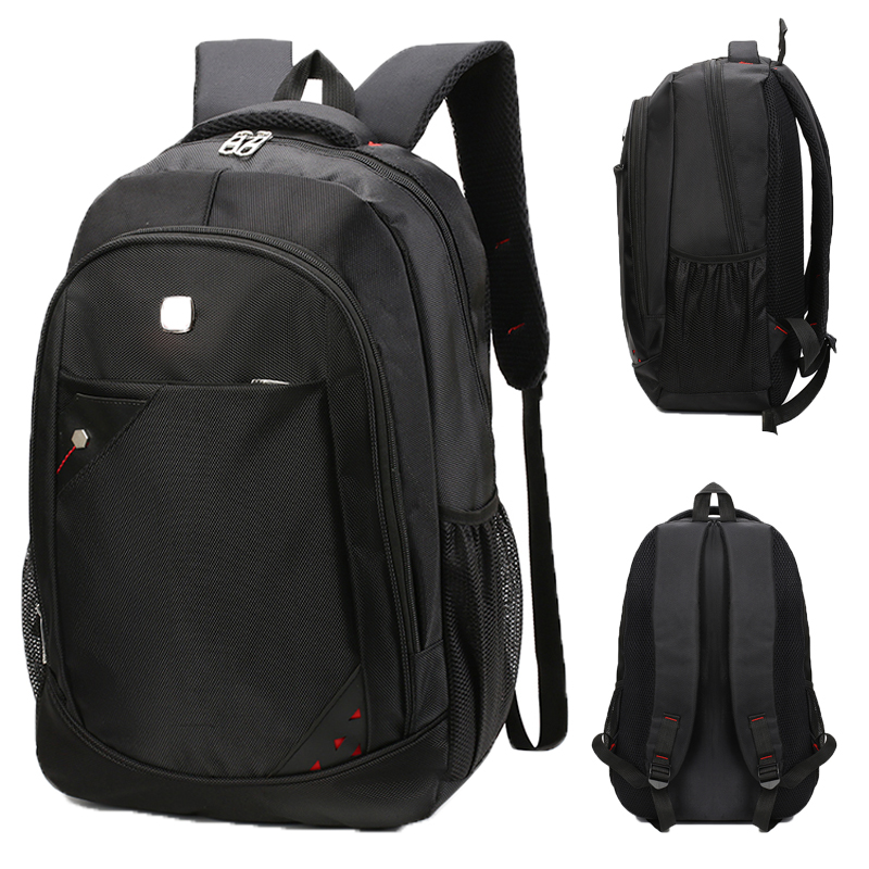 Laptop Man Backpack Fashion Large Capacity Bussiness Bagpack Men Antitheft Pack Solid Color Casual Bagpack Backbag Rucksack 2019