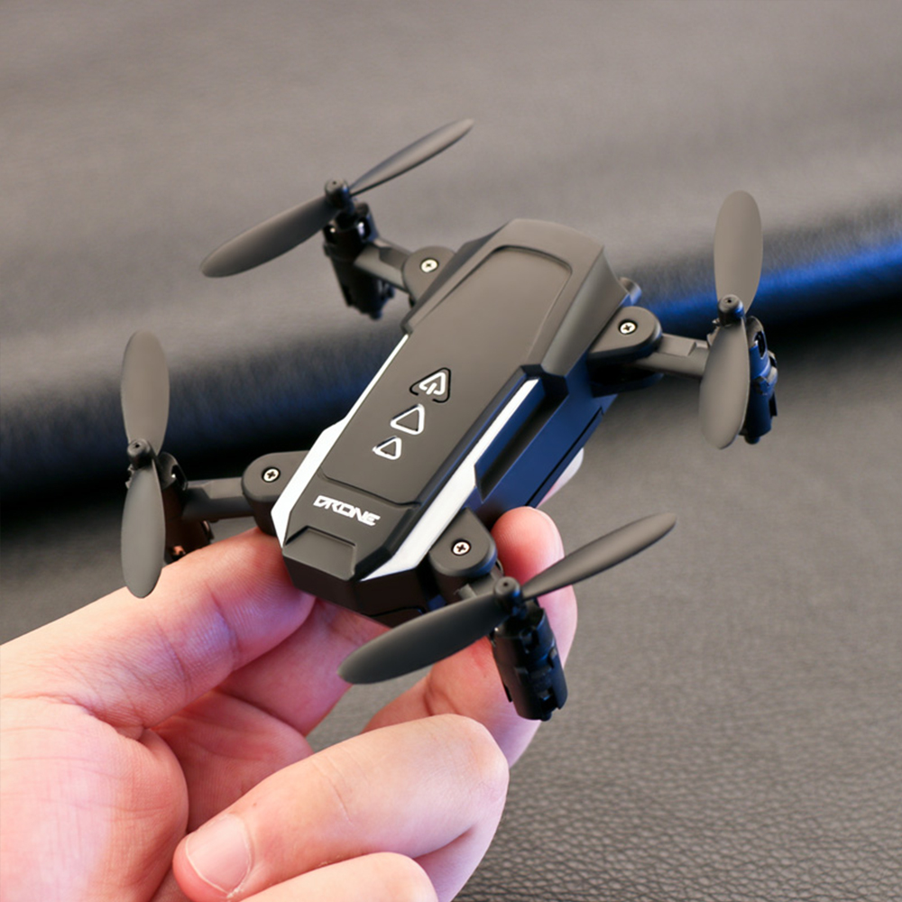 Rc-Drone Helicopter Camera Video-Gimbal Mini 6-Axis 1080P Full-Hd Foldable FPV KK8 4CH title=