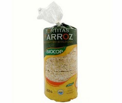 Biocop Tortitas Arroz Biocop 200 G 300 G
