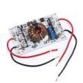 600W Алюминий пластина DC-DC повышающий преобразователь постоянного тока Регулируемый 10A Step Up постоянный ток Питание Модуль светодиодный драйв...