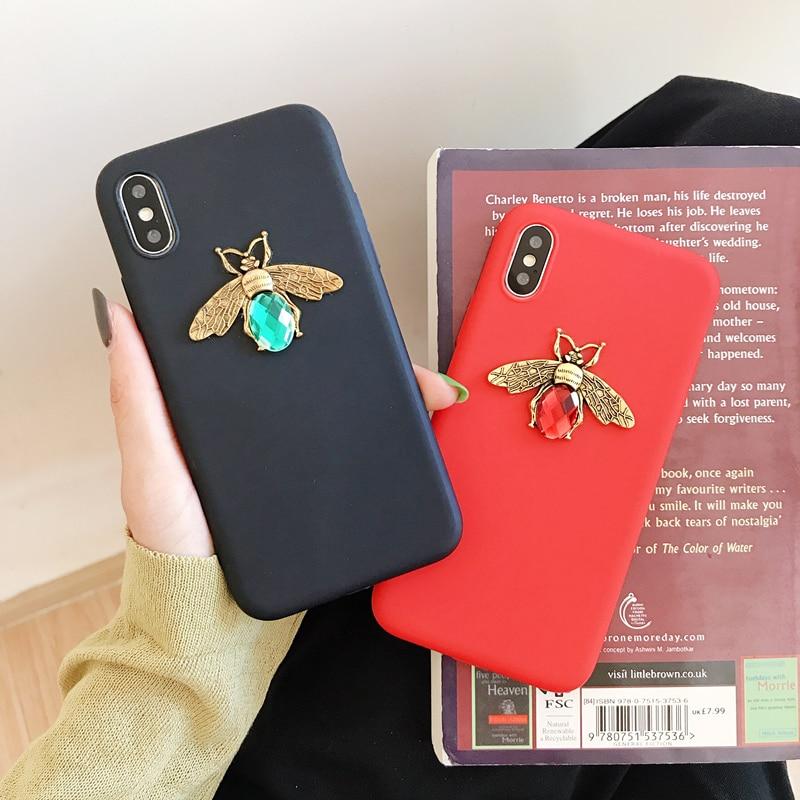 Diamond Bee Case for iPhone SE (2020) 38