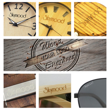Monthly Membership Personality Creative Design Logo MESSAGE Engraved Carved Customize ONLY Logo Cost Laser Charge No Watch personality creative design customers photos uv printing customize wooden watch customization laser print oem great gift watches