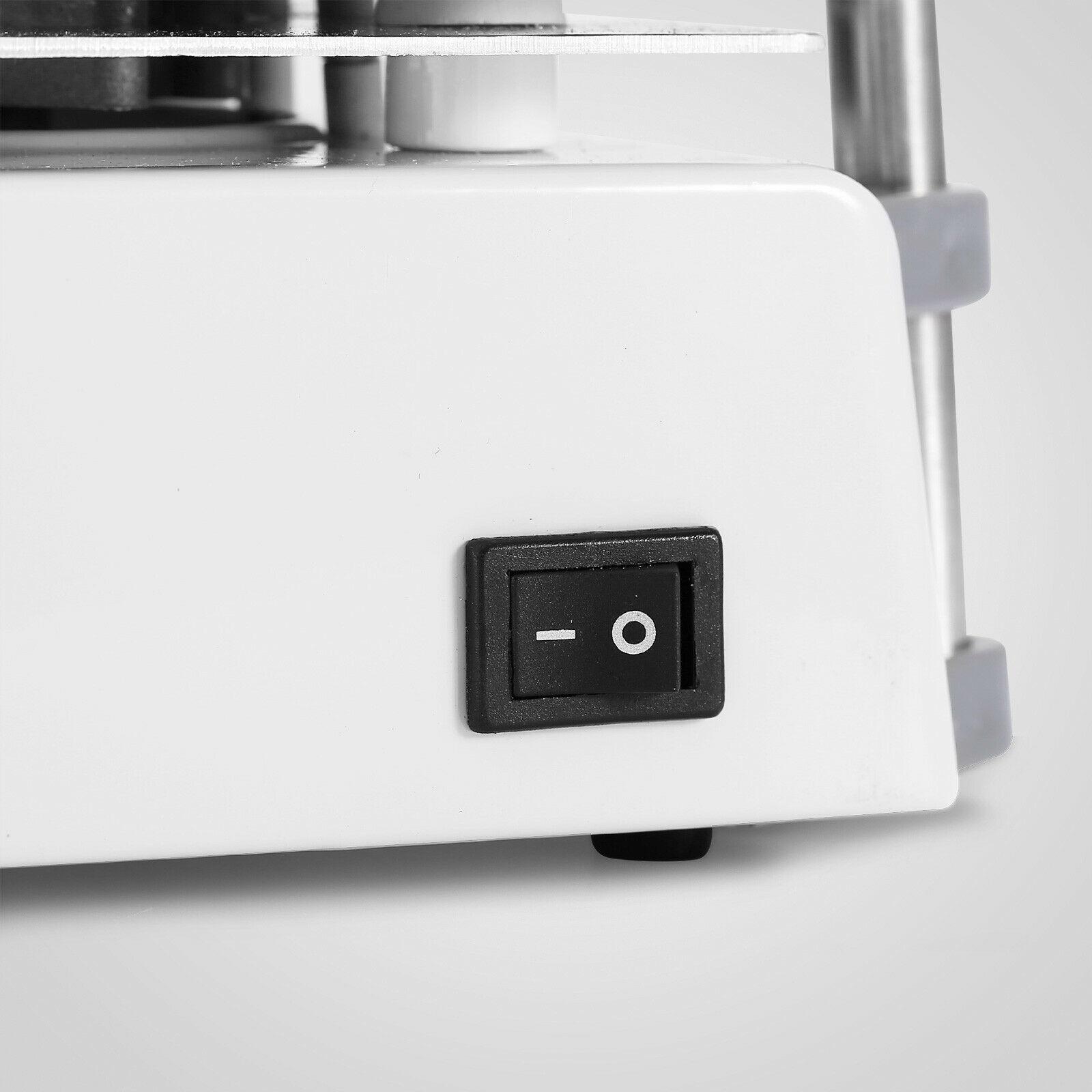 Sh 2 Магнитная мешалка с горячей плитой с двойным управлением нагревательный держатель для перемешивания лаборатория - 5