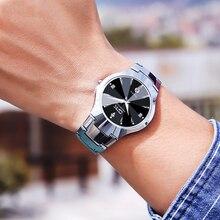 OPK Fashion Quartz Stainless Steel Waterproof Watch