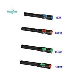 Licht Pen Lichtbron, optical Fiber Test Tool Laser Pen 1Km 10Km 20Km 30Km Type Sc/Fc/St fiber Laser Communicatie Apparatuur