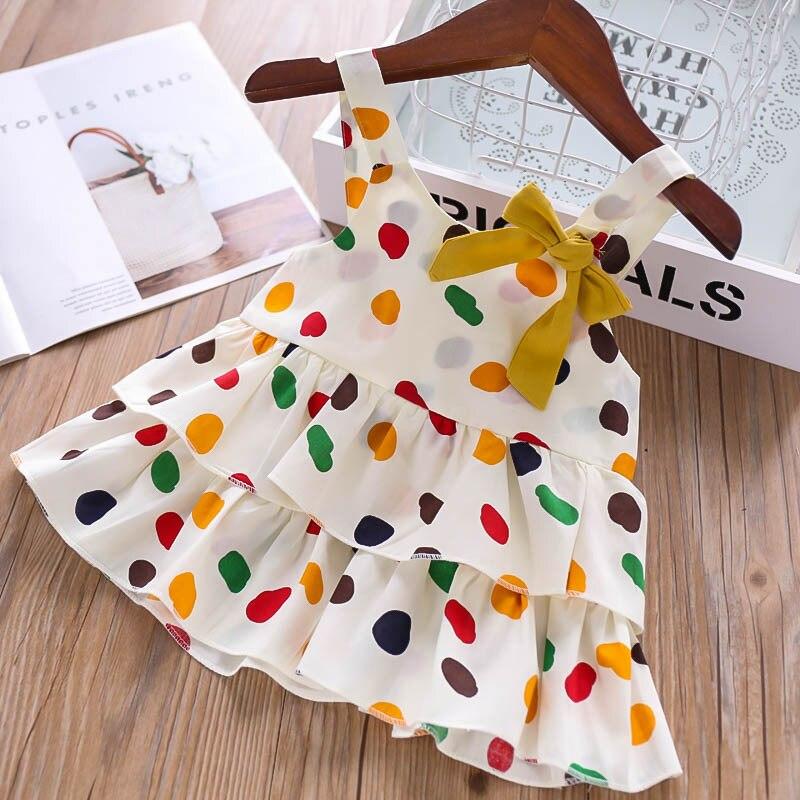 He549076d41c241b2be3d7b73f3b9b0d23 Humor Bear Girls Clothing Set 2020 Korean Summer New Ice Cream Bow T-shirt+Pants Kids Suit Toddler Baby Children's Clothes