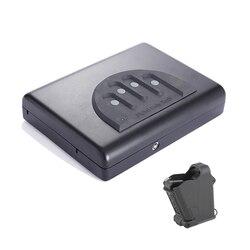 رمز كلمة المرور الرقمية دبوس مسدس صندوق صغير آمن OS500C
