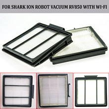 ABS Gray Filter Replacement For Shark Ion Robot RV850 Vacuum Cleaner Practical M(China)