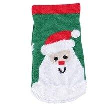 hilittlekids Autumn Winter Christmas Socks For Boys Girls Cotton Anti Pilling Toddler Warm Socks